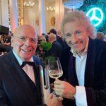 OPUS KLASSIK 2019: Thomas Gottschalk und Manfred Hill nach der Preisverleihung im Konzerthaus Berlin
