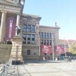 Opus Klassik 2019: Konzerthaus Berlin mit großen Plakaten und enormen Werbeaufwand.