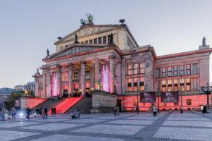 Verleihung des ersten Opus Klassik Preises am 14. Oktober 2018 im Konzerthaus Berlin /// Foto: Mo Wüstenhagen