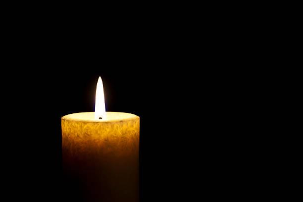 Kerze - Trauer