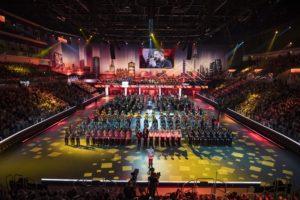 Finale beim Musikfest der Bundeswehr auf ein Neues am 25. September 2021_Quelle Bundeswehr Johne